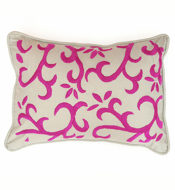 magenta-spike-cushion-